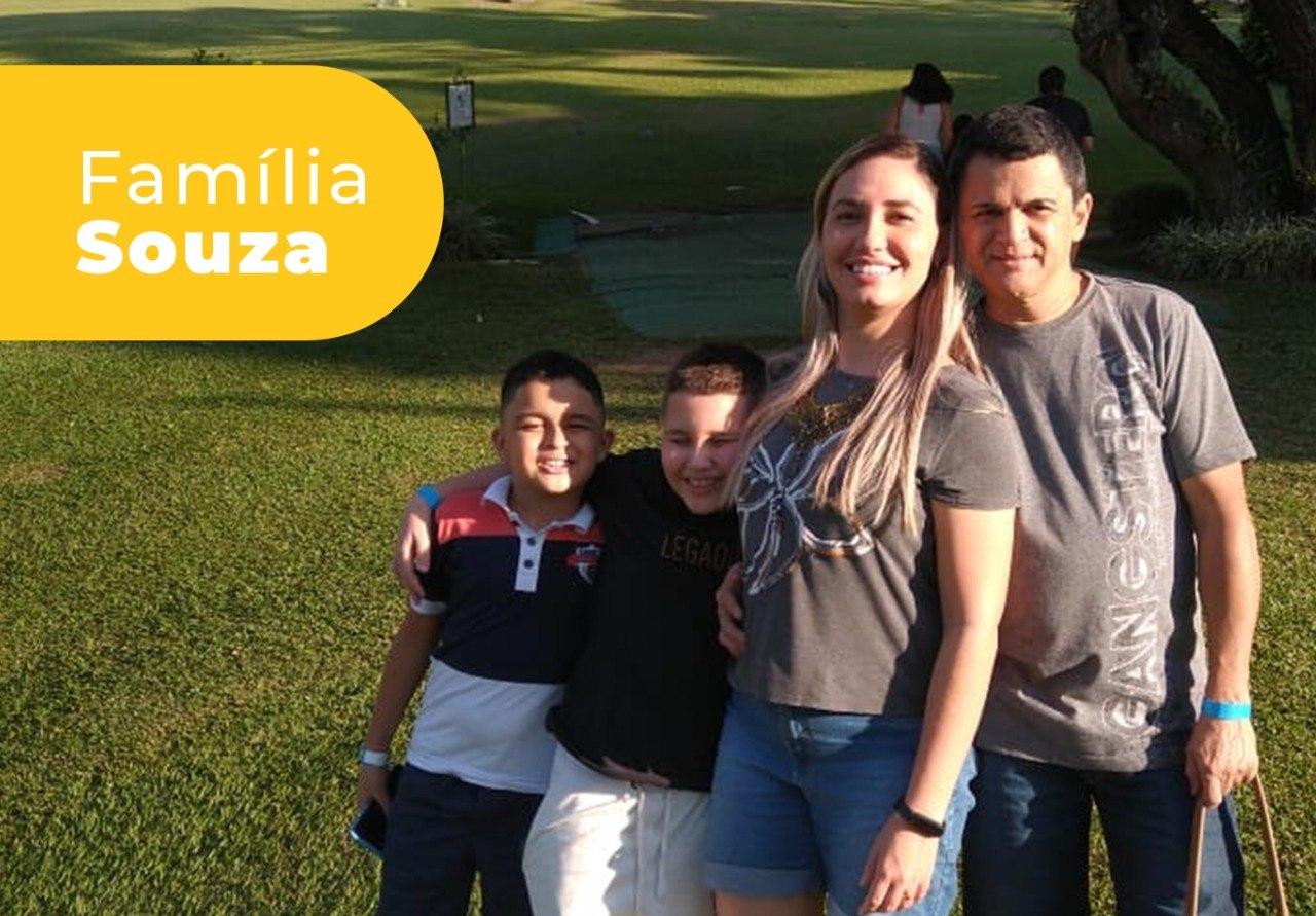 Família Souza