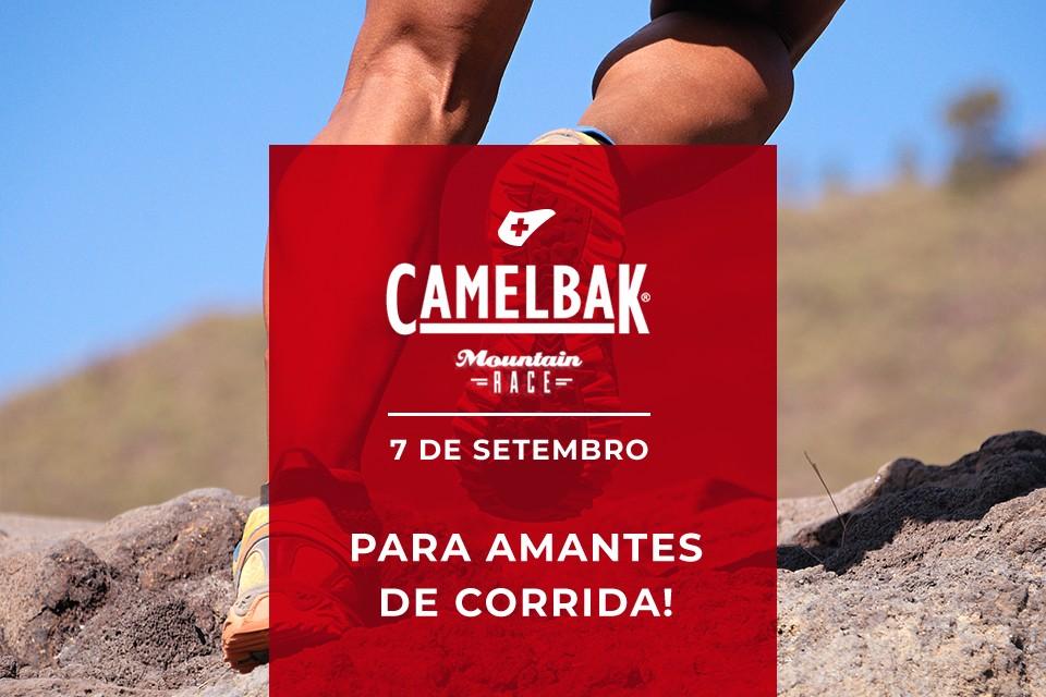 CamelBak Mountain Race: para amantes de corrida
