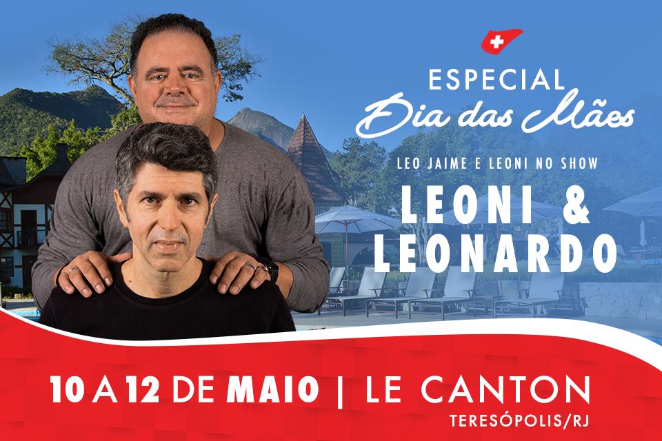 Dia das Mães especial é no Le Canton!