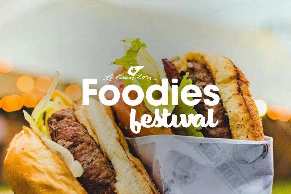 Foodies Festival no Le Canton