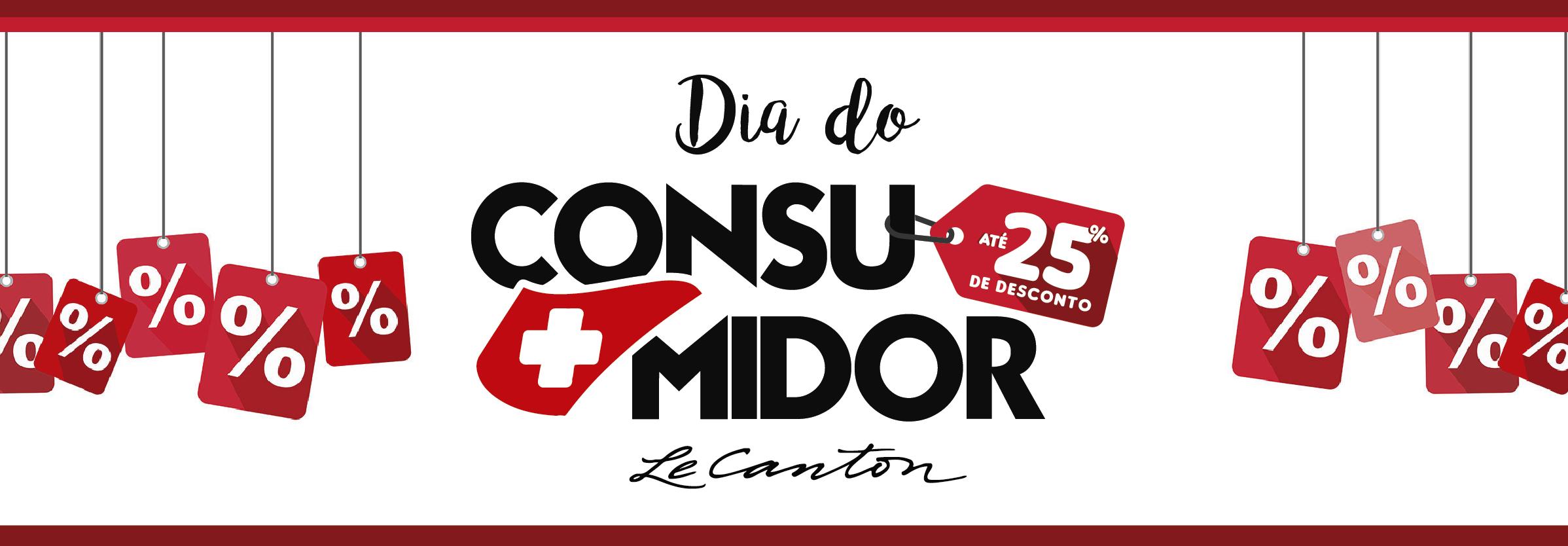 Promoção Dia do Consumidor: em 2019, se hospede no Le Canton com até 25% de desconto!