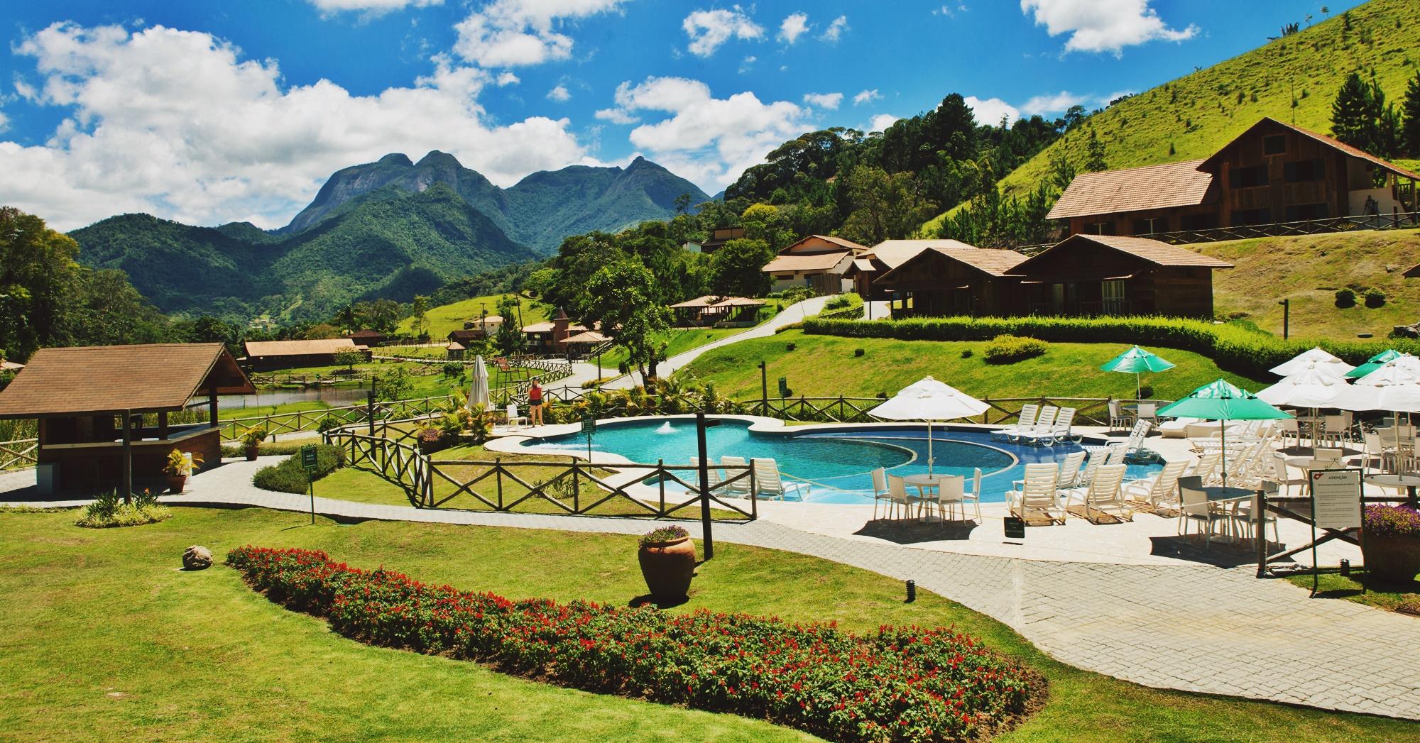 Fazenda Suíça: conheça o incrível hotel fazenda do Le Canton