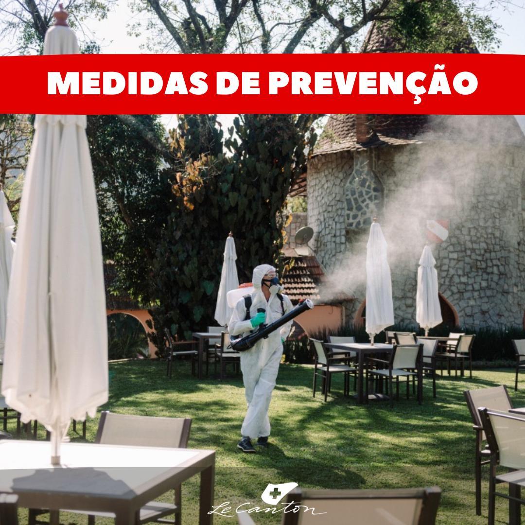 Medidas de Prevenção COVID-19