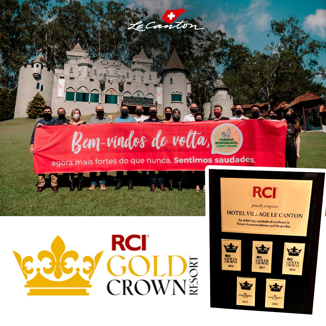 Prêmio Gold Crown RCI