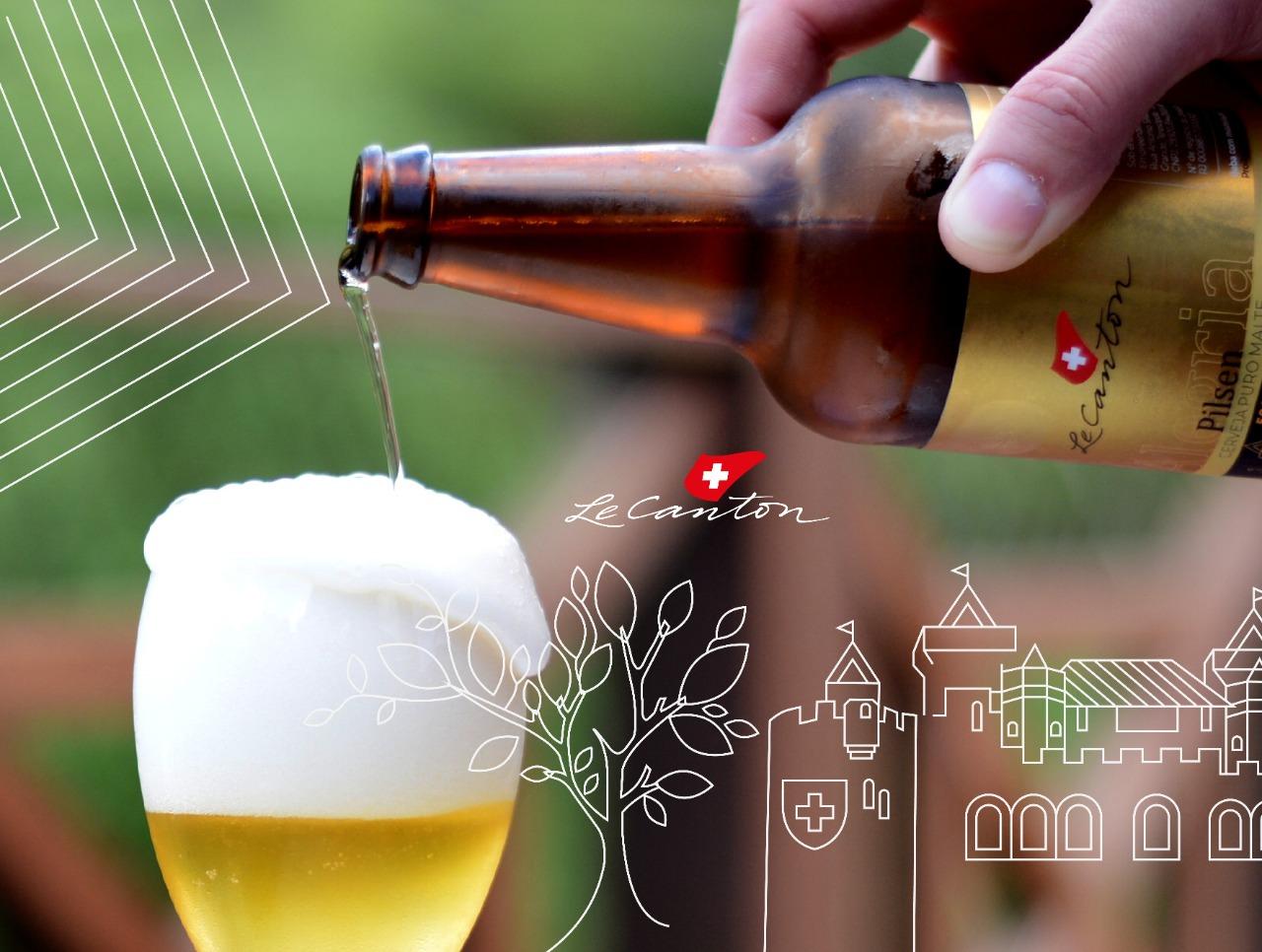 Novidade: Cerveja Le Canton 🍺
