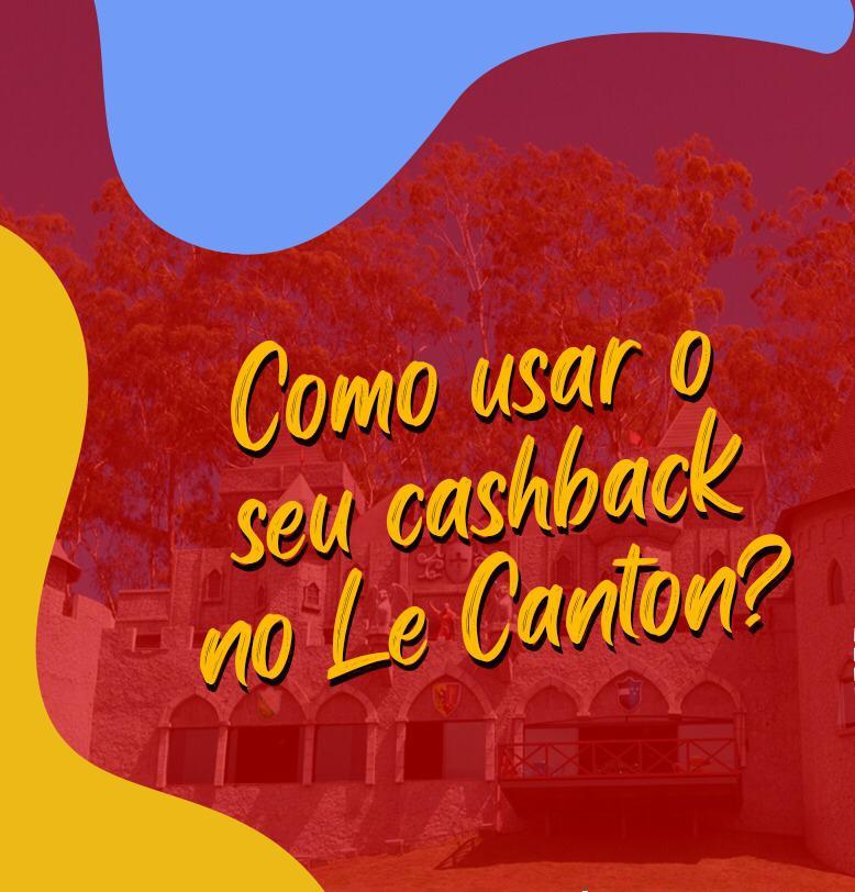 O que comprar com o CashBack?
